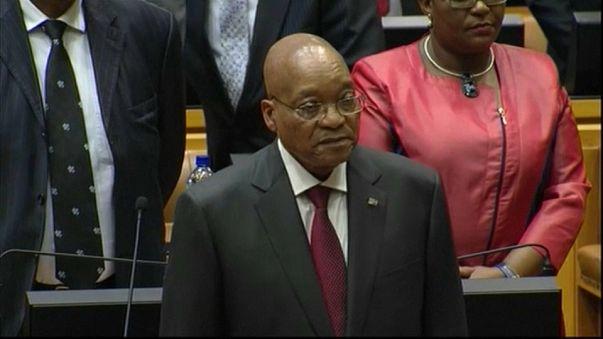 Fall Zuma: Südafrikas Verfassungsrichter rügen Parlament