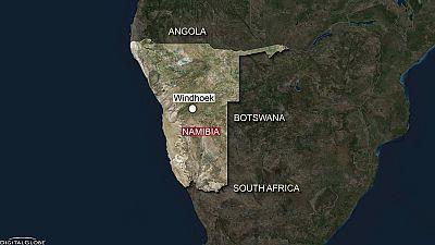 Namibian deputy prime minister survives fatal car crash