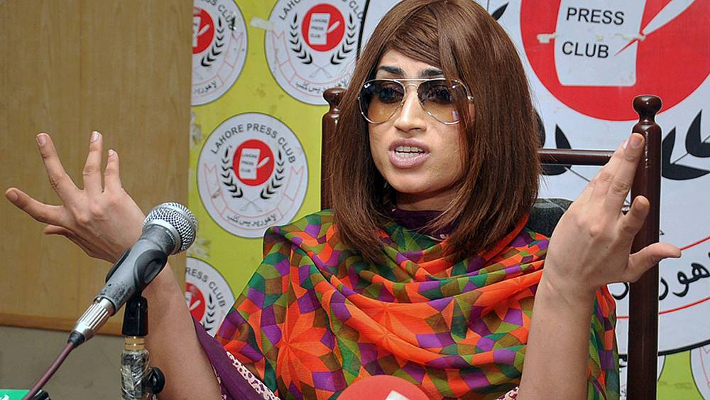 Brother found guilty of murdering Pakistani model in 'honor killing'