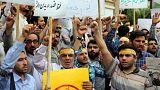 İran'da hükümet karşıtı protestolar