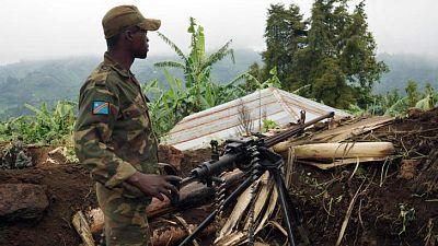 Congolese army repels rebel attack in DRC-Uganda border region