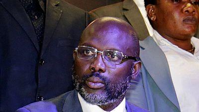 L'ex-footballeur est élu président du Liberia — George Weah