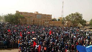 Niger : manifestation contre contre la loi des finances jugée «antisociale»