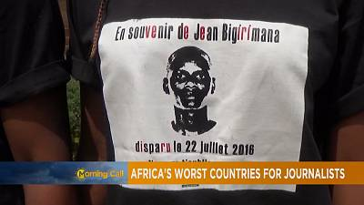 Africa's worst countries for journalists [The Morning Call]