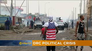 DR Congo political crisis [The Morning Call]