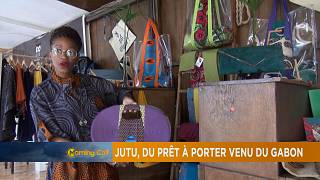 "Gabonese designer showcases ""Jutu collection"" [The Morning Call]"