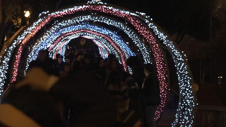 New Year's Eve: Baku welcomes 2018