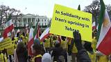 Об иранских протестах - из-за рубежа
