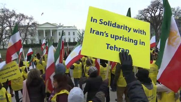 Cruce de reacciones internacionales por las protestas en Irán