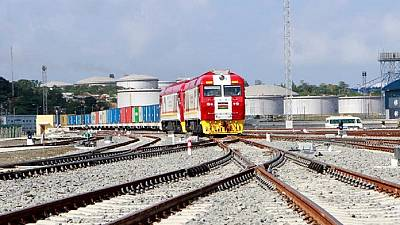 Kenya's cargo railway service becomes operational