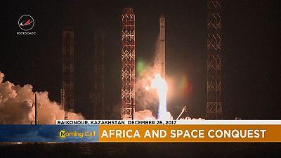 L'Afrique à la conquête de l'espace [The Morning Call]