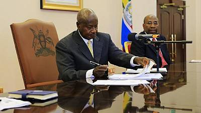 Museveni signs controversial Age Bill into an Act