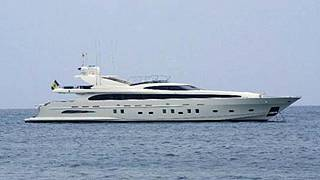 Image: Beratex is also the registered owner of St. Vitamin, a yacht the com