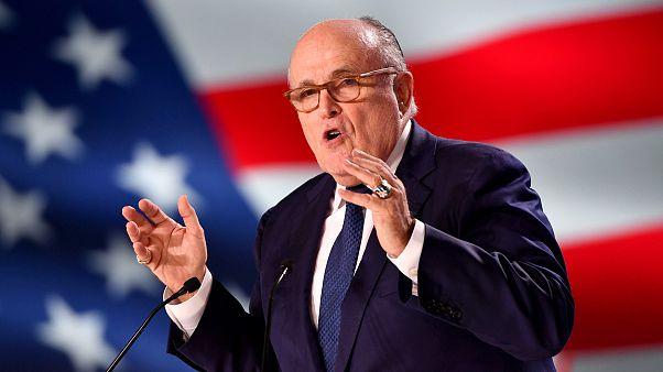 Image; Rudy Giuliani