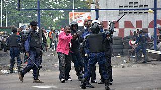 RDC : le régime de Kabila appelé à mener des enquêtes sur le comportement des policiers