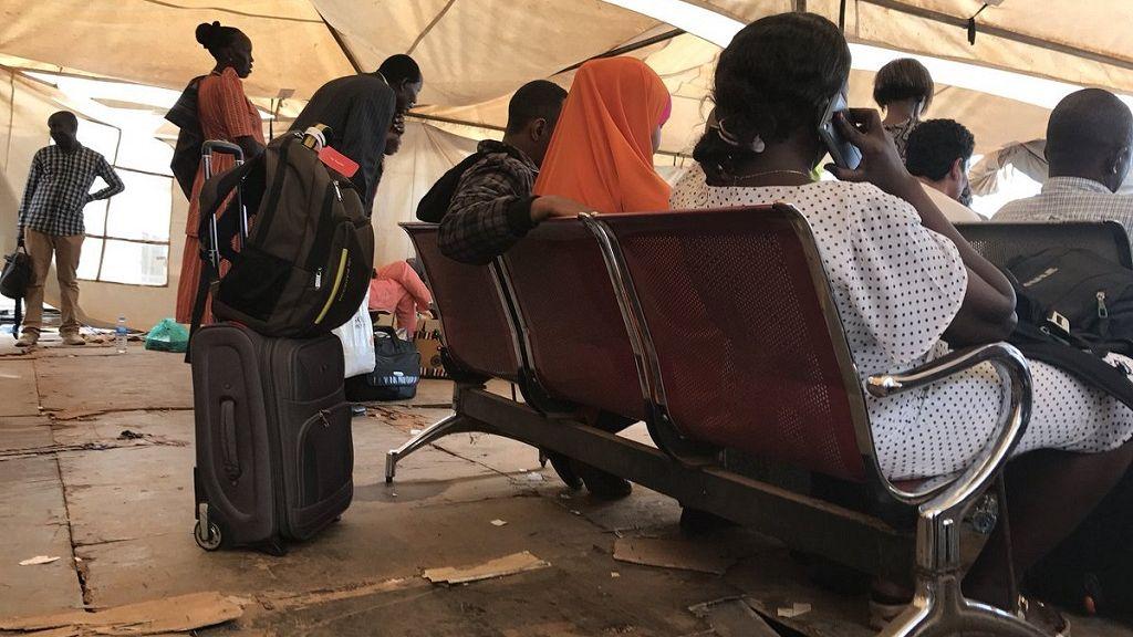 airport in juba south sudan