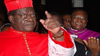Répression en RDC : la réaction du cardinal Laurent Monsengwo