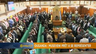 Uganda: Yoweri Museveni signs age limit bill into law [The Morning Call]