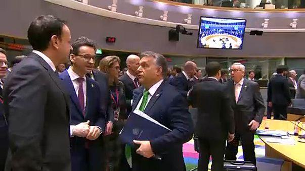 Bruselas frente al reto de Polonia y Hungría