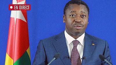 Togo president reiterates political dialogue call in New Year message