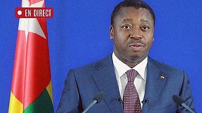 Togo:FaureGnassingbétient toujours au dialogue avec l'opposition