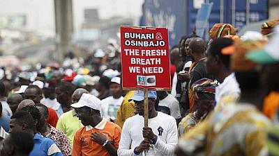 Nigeria: Buhari's supporters campaign for 2019 presidential elections