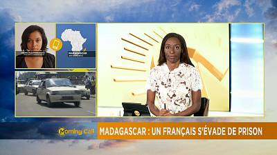 Madagascar: French national's prison break [The Morning Call]