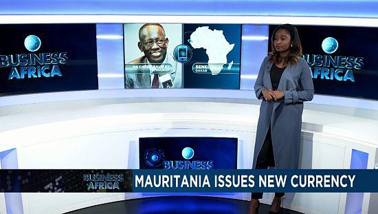 La Mauritanie réorganise sa monnaie pour lutter contre l'inflation [Business Africa]