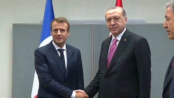 Erdoğan Macron ile AB-Türkiye ilişkilerini görüşecek