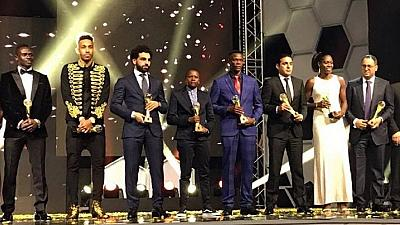[LIVE] CAF crowns Egypt's Mo Salah 2017 African Player of the Year