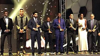 [En direct] Mohamed Salah élu Joueur Africain de l'Année 2017