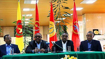 Éthiopie: le président de la commission de l'UA salue le gouvernement pour l'abandon de poursuites judiciaires contre les acteurs politiques