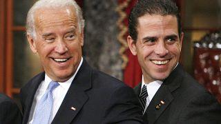 Image: Joe Biden, Hunter Biden