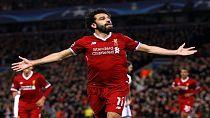 Mohamed Salah élu footballeur africain de l'année