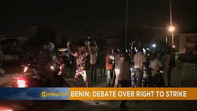 Certains fonctionnaires béninois n'ont plus le droit de faire grève [The Morning Call]