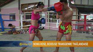 Thailand transgender boxer [The Morning Call]