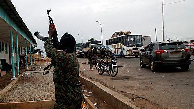 Côte d'Ivoire : plusieurs tirs entendus à Bouaké dans la nuit de jeudi