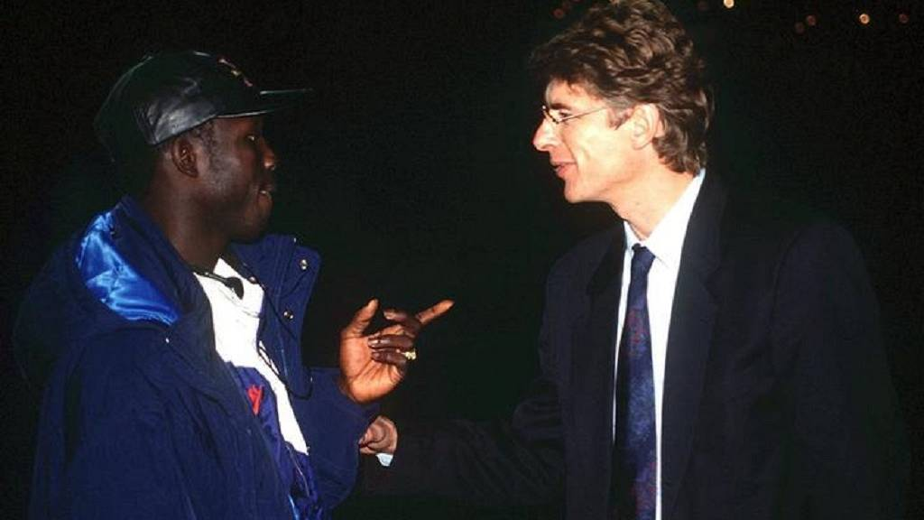 George Weah invite Arsène Wenger à son investiture