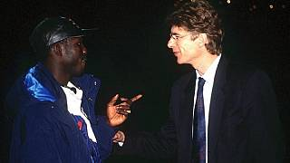 Liberia's Weah invites Wenger to inauguration