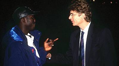 George Weah invite Arsène Wenger à son investiture
