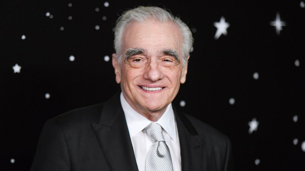 Image: Martin Scorsese