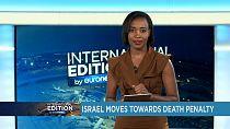 Menace de la maison blanche contre Steve Bannon et peine de mort pour les terroristes en Israël (International édition)