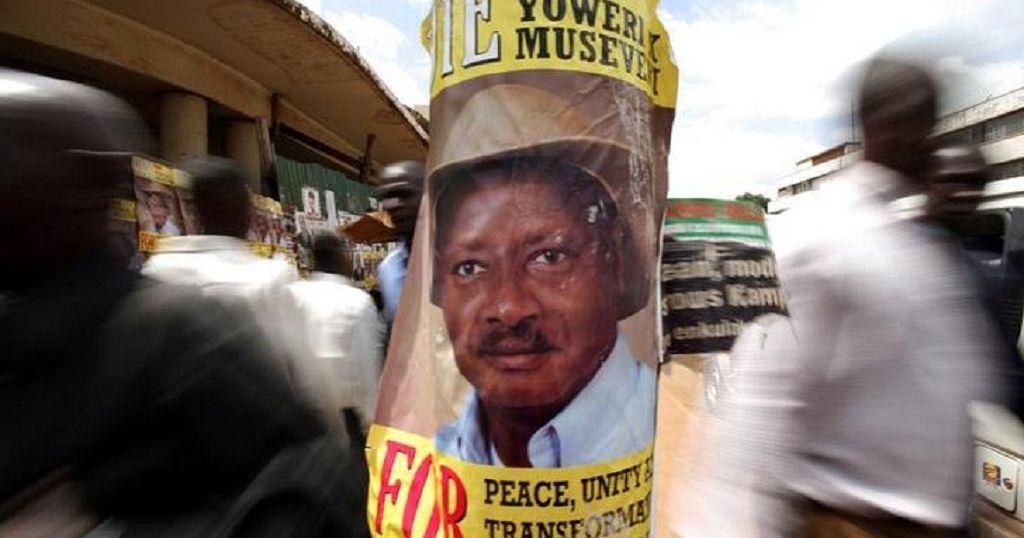 I will contest against museveni for ugandas presidency ruling i will contest against museveni for ugandas presidency ruling party legislator africanews m4hsunfo