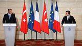 Erdoğan ile Fransız gazeteci arasında 'MİT tırları' gerginliği