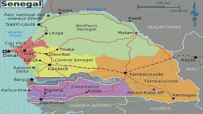 Casamance and Senegal