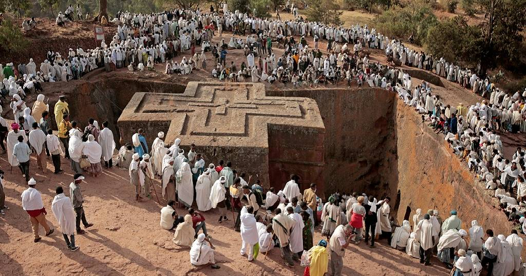 Ethiopia, Egypt join global celebration of Coptic Christmas   Africanews