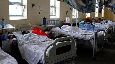 Zambia cholera crisis bites as churches cancel all services