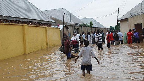 [评论]刚果:没有博士37人死于金沙萨洪水