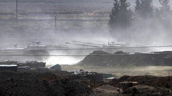 Image: Turkish forces