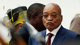 South Africa's parliament to review rules on removing president